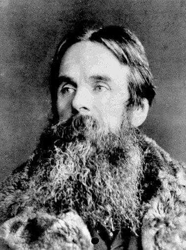 William Holman Hunt, one of the original founders of the Pre-Raphaelite Brotherhood