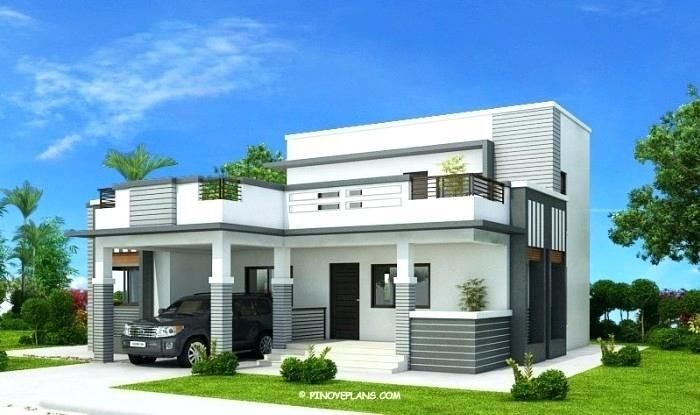 Modern House Roof Design Dining Room Woman Fashion Decoration Furniture Small House Design House Roof Design Bungalow House Design