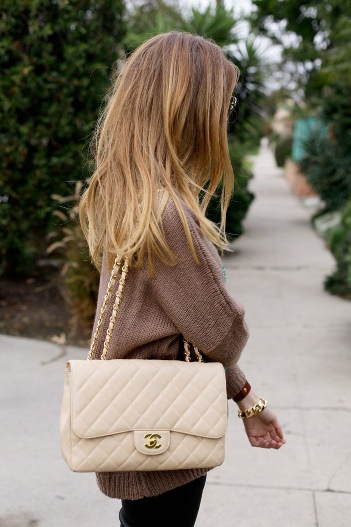 Chanel Bag....Yes Please!