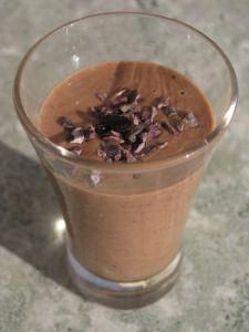 Chokladcrème Paleo/LCHF