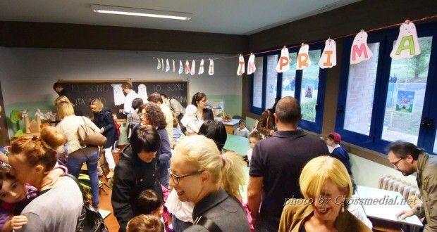 Apertura anno scolastico, sindaco, giunta e consiglio con i ragazzi e gli insegnanti - Umbria Journal
