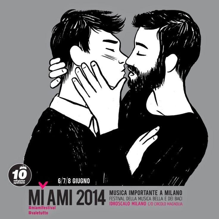 Miami festival by Alessandro Baronciani