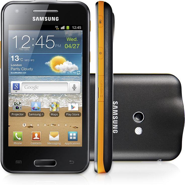 Smartphone Samsung Galaxy Beam GSM Desbloqueado – Android 2.3 Cinza, Dualcore 1GHz - http://batecabeca.com.br/smartphone-samsung-galaxy-beam-gsm-desbloqueado-android-2-3-cinza-dualcore-1ghz-tela-4-camera-5-mp-flash-led-e-vga-frontal-filmadora-mp3-player-radio-fm-bluetooth-gps-fone-de-ouvido.html
