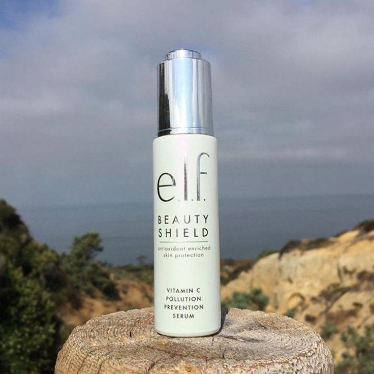Beauty Shield™ Vitamin C Pollution Prevention Serum | e.l.f. Cosmetics