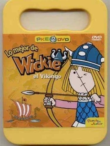 Wickie El Vikingo Dvd Vicky Viking Lo Mejor De Spanish New