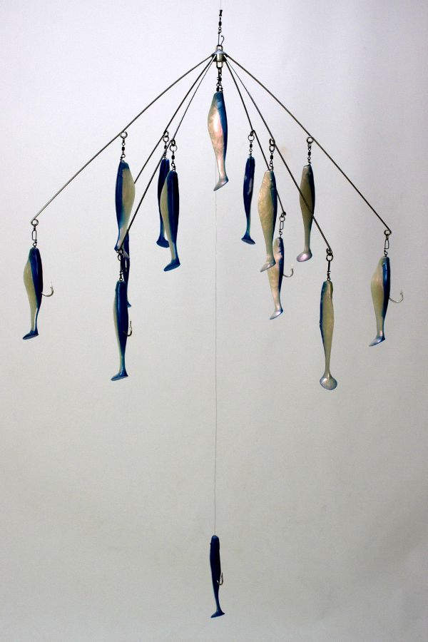 11 best 32 shad umbrella rigs images on pinterest rigs for Shad fishing rigs