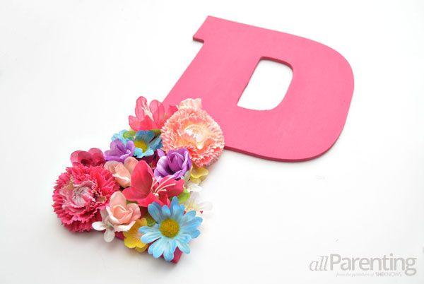 allParenting blooming monogram step 5