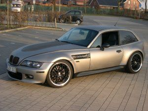 Z3 Coupe - BMW Z1, Z3, Z4, Z8