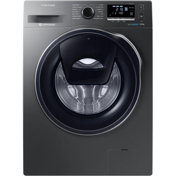 Masina de spalat rufe Samsung WW90K6414QX, 1400 RPM, 9 Kg, Clasa A+++, Negru