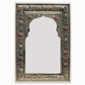"""Ein majestätischer Rahmen für Ihr Gesicht: Orientalischer Spiegel """"Marrakech"""""""