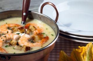 Bouillabaisse des Îles-de-la-Madeleine #mer #soupe
