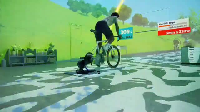 ▷ Zwift Fun is Fast Ad Commercial on TV 2019