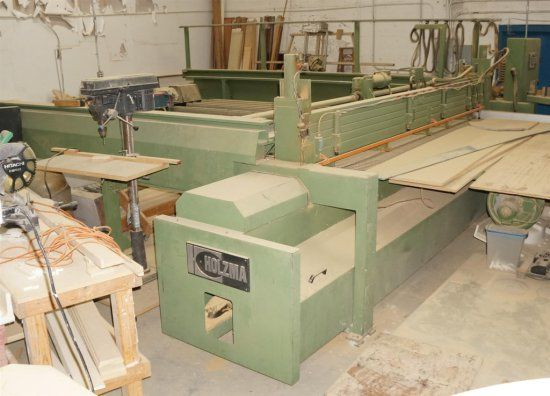 Holzma Panel Cutting Line Hpp 02 Auctions Online | Proxibid