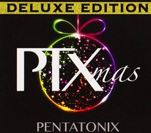 PTXmas (Deluxe Edition) by Pentatonix for $8.99 http://amzn.to/2gnF31G