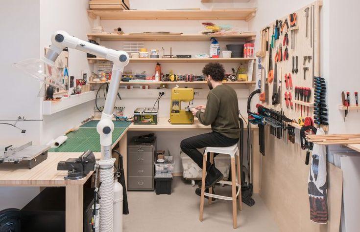 Kjellander Sjöberg KS-Studio Workshop