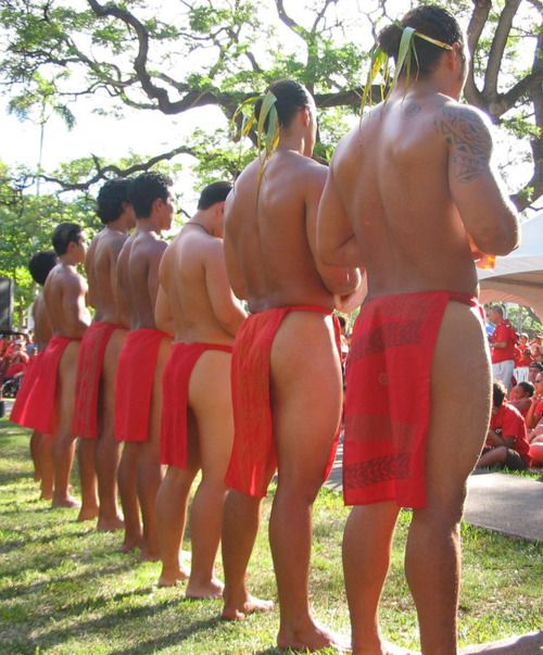 Nude girls naked hawaiian samoan men naked