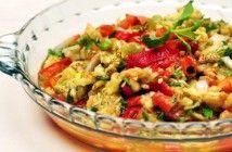 salata turceasca de vinete