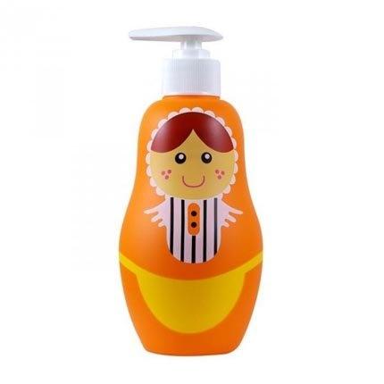 Distributeur de savon Matriochka - Bazar Deluxe  Bazar Deluxe propose des objets design, farfelus ou vintage pour décorer la maison. De bonnes idées cadeaux.
