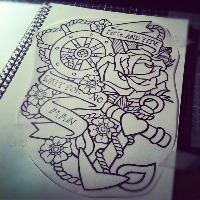 Thigh Tattoo...hmm. this could be the one ive been looking for!