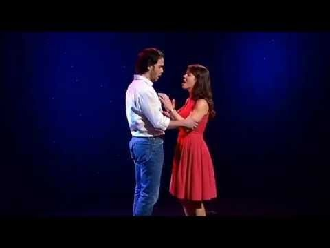 Kelli O'Hara & Steven Pasquale - Falling Into You <3 Steven Pasquale (Multiple Broadway shows, Rescue Me, The Good Wife)
