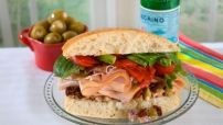 1000+ images about Sandwiches on Pinterest | Ham salad, Hot dogs and ...