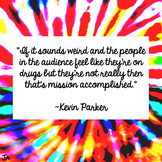Inside the Mind of Tame Impala's Kevin Parker. Illustration by Jena Ardell for OC Weekly Music. #TameImpala #KevinParker