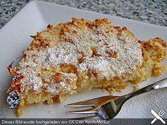Scheiterhaufen (bayrischer Apfel-Brot-Auflauf)