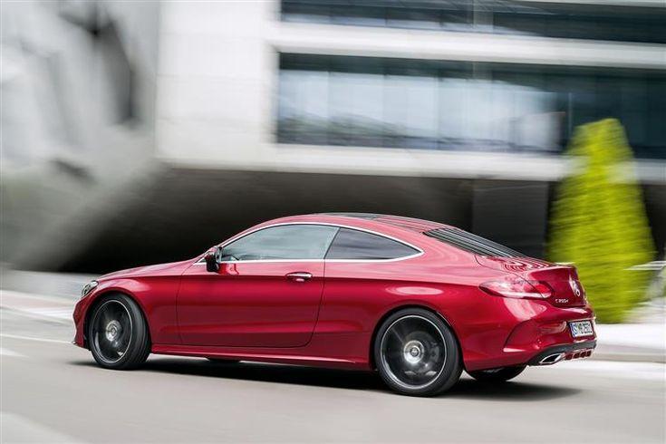 MERCEDES-BENZ C CLASS DIESEL COUPE C250d AMG Line Premium Plus 2dr Auto