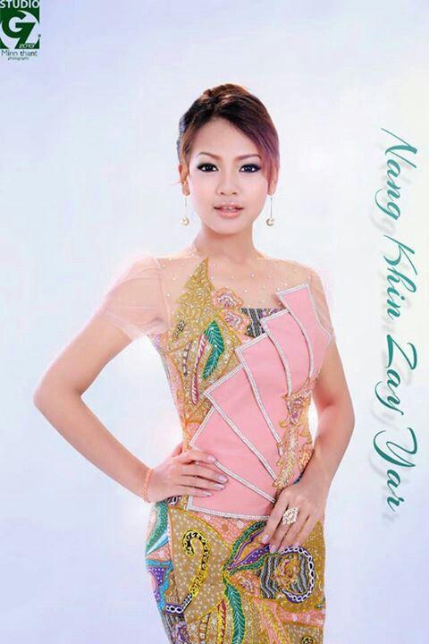 myanmar miss Nan Khin Zay Yar