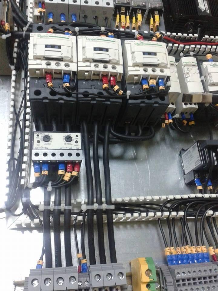 Basic Electrical Motor Control Circuit Wiring Diagram Basic Electrical