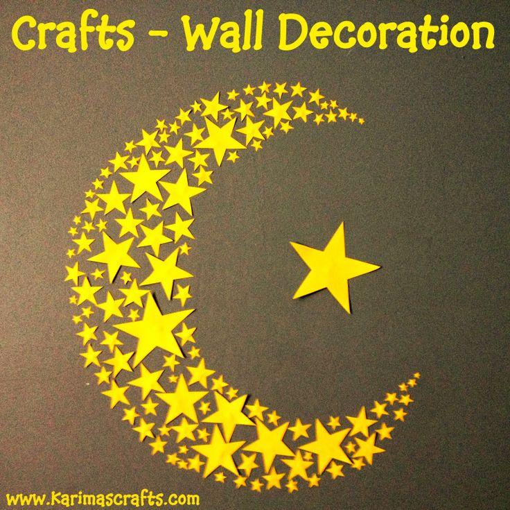 240 best Ramadan, Eid craft and decoration images on Pinterest ...