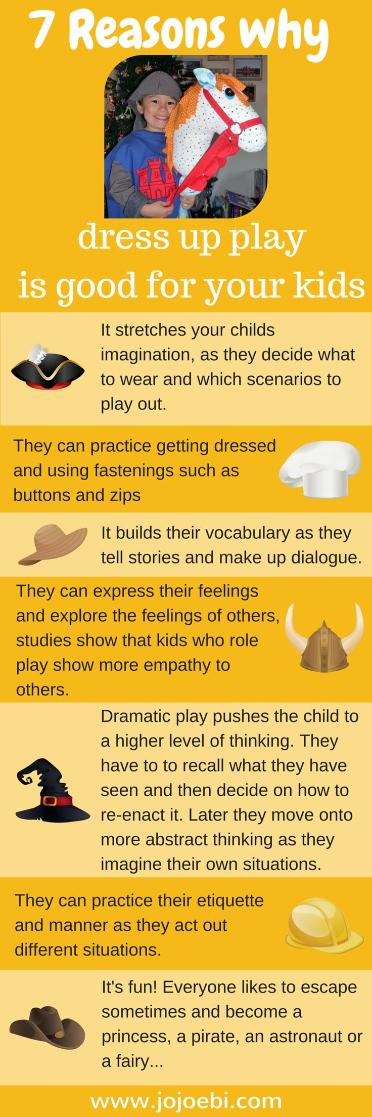7 reasons dress up play is good for your kids