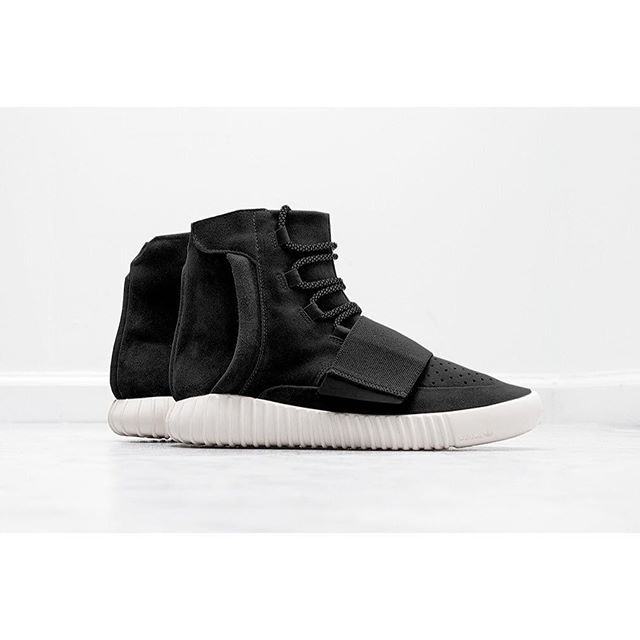 @adidas Yeezy Boost 750 Black edition should release soon. Cop ? Drop ? #