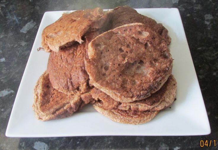 Scan Bran Pancakes