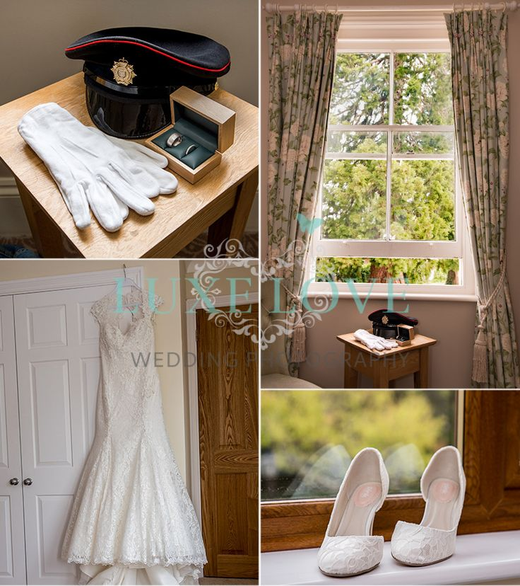 An Award Winning Wiltshire Wedding Photography sharing a selection of his private collection of wedding photographs for you to add to your Pin boards to help you create your own wedding ideas for Weddings in Wiltshire. This Pin Board theme is described as Weddings In the Country, Countryside Weddings, Manor House, Farm, Barn & County Estates. A series of images that Capture the Bridalwear Wedding Dress, Wedding Shoes, Groomswear Military Hat, Gloves and the Wedding Rings