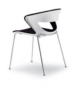 Kicca tuoli, kokonaan pehmustettu C - Toimistokalustaja.fi - Kimeika Oy verkkokauppa