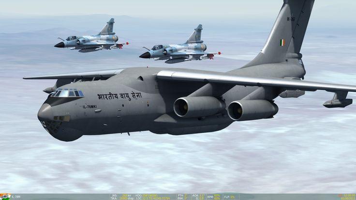 IL-78 TANKER