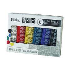 Liquitex� BASICS Acrylic Color Starter Set
