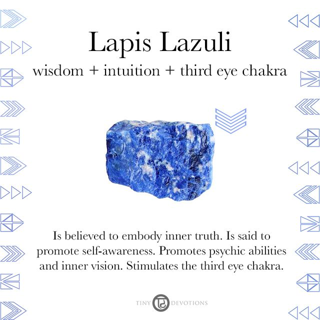 Lapis Lazuli | Gemstones & Sacred Materials | Tiny Devotions | Mala Beads
