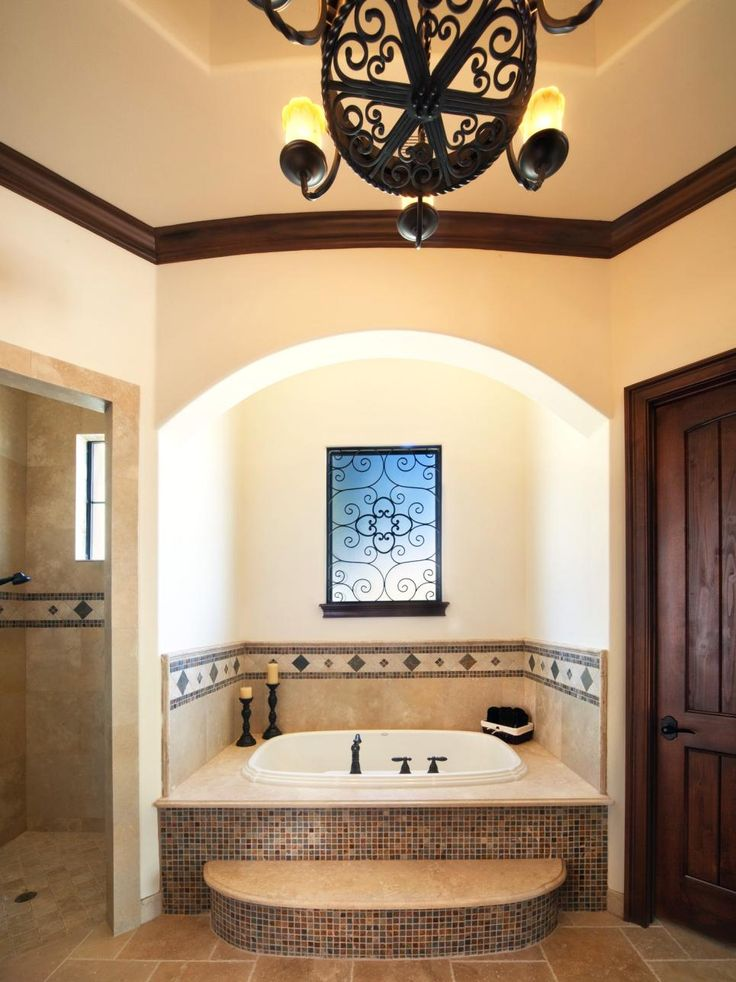 Relax without a care in the world in this spacious master for Master bathrooms without bathtubs
