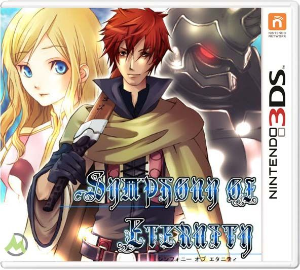 Symphony of Eternity – eShop 3DS Decrypted Roms Download