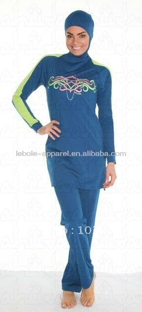 muslim swimwear pinterest | Hot Tight Design Women Islamic Muslim Swimwear Burkini $14.98~$18.98