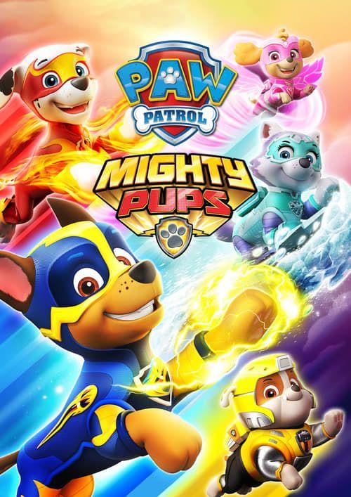 Paw Patrol Mighty Pups Full Movie 2019 Teljes Film Magyarul Paw Patrol Movie Paw Patrol Paw Patrol Invitations