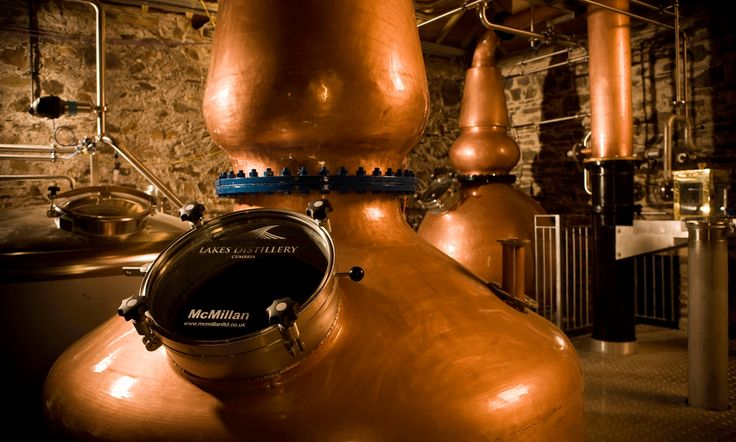 Lakes Distillery Tour A perfect experience for a wet day - close by to Keswick (a great stop-off for shops and cafes)