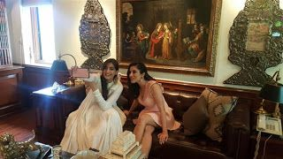 BONDING OVER BACHELORETTE! Sonam Kapoor launches first look & teaser of Sophie Choudry's wedding anthem Sajan Main Nachungi music on - Venus Worldwide Entertainment Pvt. Ltd exclusively on her app!   http://spanishvillaentertainment.blogspot.in/2016/09/bonding-over-bachelorette-sonam-kapoor.html