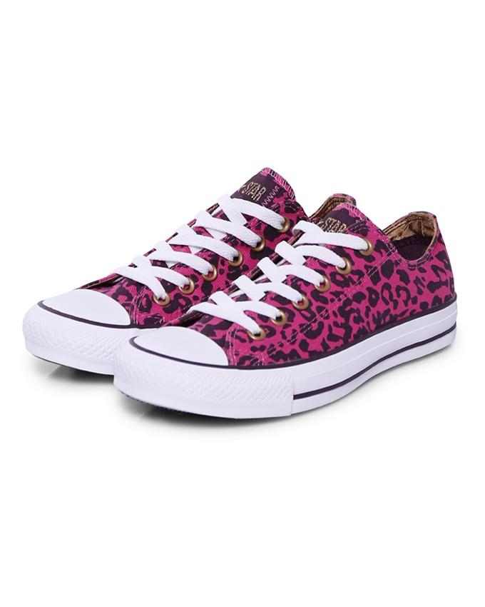 Converse Sneakers Classic Cheetah