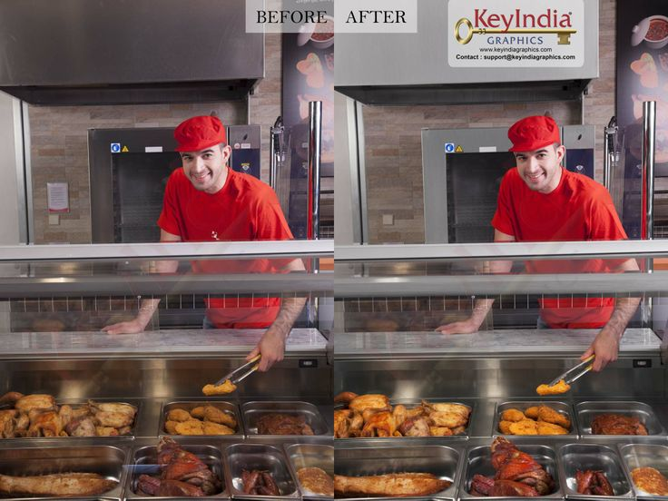 Stock Image Retouching by KeyIndia Graphics