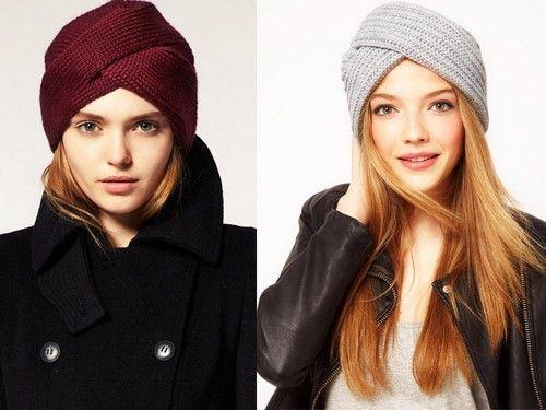 Модные шапки 2019-2020: модные женские шапки осень-зима ...