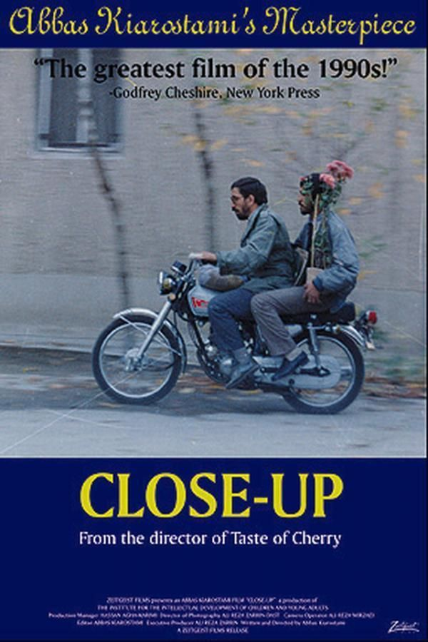 Close-Up (1990) de Abbas Kiarostami
