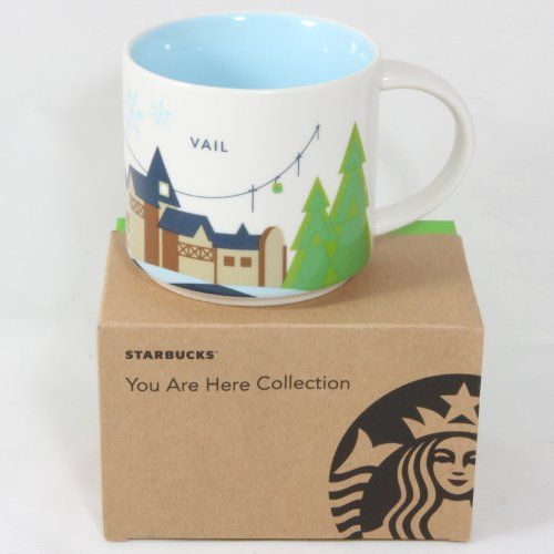 starbucks coffee 2013 you are here collection vail mug 14 oz starbucks. Black Bedroom Furniture Sets. Home Design Ideas